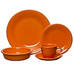 Fiesta® 5-Piece Place Setting in Tangerine