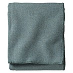 Pendleton® Eco-Wise Wool King Washable Blanket in Shale