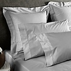 Frette At Home Tiber Queen Sheet Set in Pearl Grey