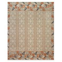 Tracy Porter® Tamar 2-Foot x 3-Foot Accent Rug in Beige/Rust