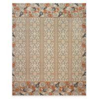 Tracy Porter® Tamar 7-Foot 9-Inch x 9-Foot 9-Inch Area Rug in Beige/Rust