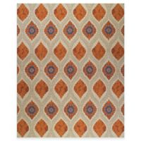 Tracy Porter® Tamar 8-Foot 6-Inch x 11-Foot 6-Inch Area Rug in Orange