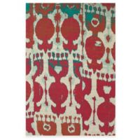 Tracy Porter® Poetic Wanderlust® Coronado 4-Foot x 6-Foot Area Rug in Red