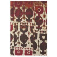Tracy Porter® Poetic Wanderlust® Coronado 5-Foot x 8-Foot Area Rug in Red/Brown