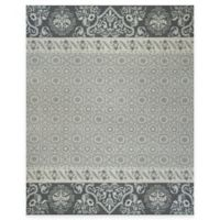 Tracy Porter® Poetic Wanderlust® Tamar 5-Foot 6-Inch x 8-Foot 6-Inch Area Rug in Grey/Navy