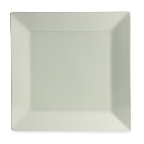 simple square dinner plate in sage is not available for sale online