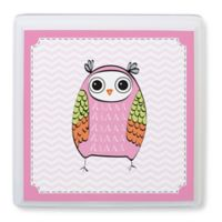 Lillian Rose™ Owl Wall Art in Pink