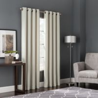 Bianca 84-Inch Window Curtain Panel in Ivory