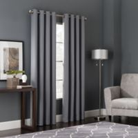 Bianca 63-Inch Window Curtain Panel in Blue