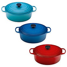 Le Creuset® Signature 6.75 qt. Oval French Oven