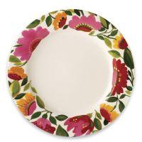 "Portmeirion® Emma's Garland Posey 10 1/2"" Dinner Plate"