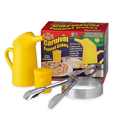 funnel cake kit carnival funnel cake kit bed bath amp beyond 4418