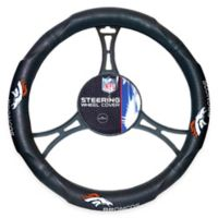 NFL Denver Broncos Steering Wheel Cover