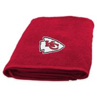 NFL Kansas City Chiefs Bath Towel