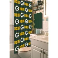 NFL Green Bay Packers Shower Curtain