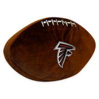 NFL Atlanta Falcons 3D Football Plush Pillow