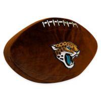NFL Jacksonville Jaguars 3D Football Plush Pillow