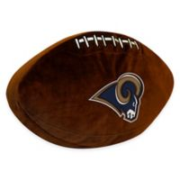 NFL Los Angeles Rams 3D Football Plush Pillow