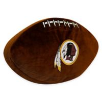 NFL Washington Redskins 3D Football Plush Pillow