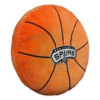 NBA San Antonio Spurs 3D Basketball Plush Pillow