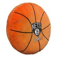 NBA Brooklyn Nets 3D Basketball Plush Pillow
