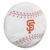 MLB San Francisco Giants 3D Baseball Plush Pillow