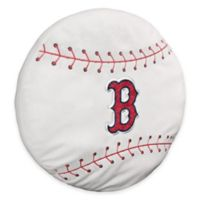 MLB Boston Red Sox 3D Baseball Plush Pillow