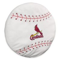MLB St. Louis Cardinals 3D Baseball Plush Pillow
