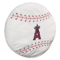 MLB Los Angeles Angels 3D Baseball Plush Pillow
