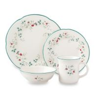 Pfaltzgraff® Winterberry 16-Piece Dinnerware Set