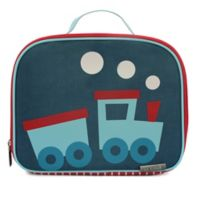 JJ Cole® Train Toddler Insulated Lunch Bag