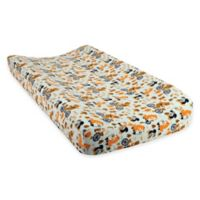 Trend Lab® Let's Go Deluxe Flannel Changing Pad Cover