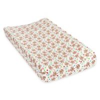 Trend Lab® Monkeys Deluxe Flannel Changing Pad Cover
