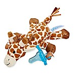 Dr. Brown's® Gerry the Giraffe Lovey Pacifier and Teether Holder