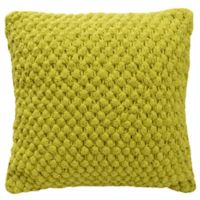 Blink® Pranna Bobble Knit Square Throw Pillow