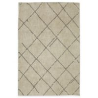 Mohawk Zion 2-Feet 6-Inch x 3-Feet 10-Inch Birch Woven Rug in Birch