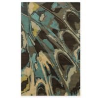 Rizzy Home Bradberry Downs Watercolors 3-Foot x 5-Foot Area Rug