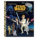 """Star Wars: A New Hope"" Little Golden Book by Geof Smith"