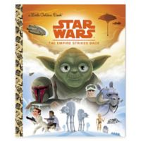 """""""Star Wars: The Empire Strikes Back"""" Little Golden Book by Geof Smith"""