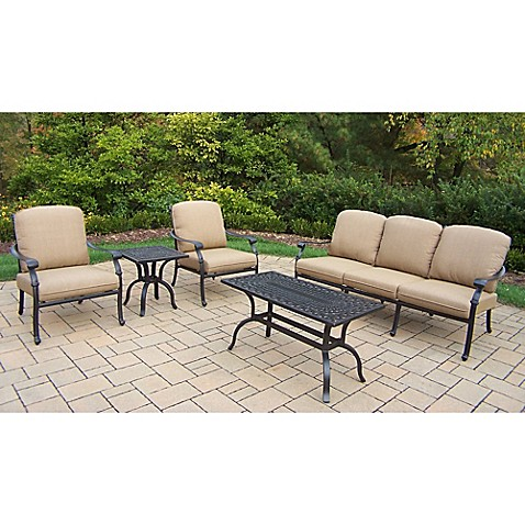 Oakland Living Clairmont Patio Furniture Collection Bed Bath Beyond