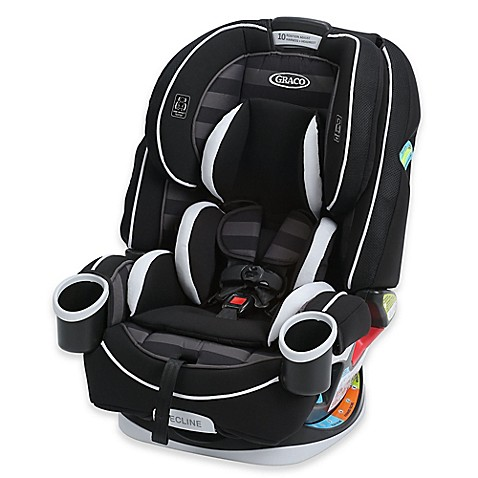 Graco 174 4ever All In 1 Convertible Car Seat In Rockweave