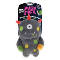 Alien Flex™ for Spunky Pup Ghim Plush Squeaking Dog Toy