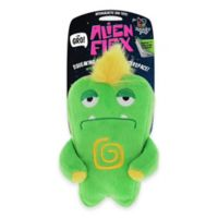 Alien Flex™ for Spunky Pup Gro Plush Squeaking Dog Toy