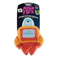 Alien Flex™ for Spunky Pup Z49 Plush Squeaking Dog Toy