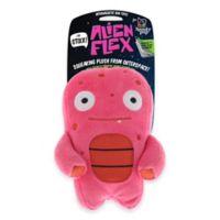Alien Flex™ for Spunky Pup Stixx Plush Squeaking Dog Toy