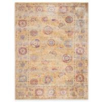 Safavieh Sevilla Medallion Border 9-Foot 6-Inch x 13-Foot Area Rug in Gold/Multicolor