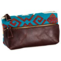 Pendleton® Zip Case in Coyote Butte Turquoise