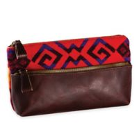 Pendleton® Zip Case in Coyote Butte Scarlet