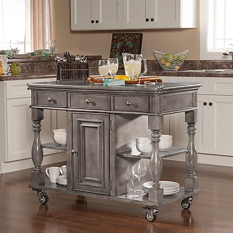 shop kitchen islands bombay lorenzo kitchen island bed bath amp beyond 14873