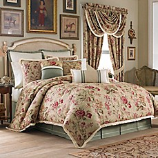 Croscill 174 Cottage Rose Comforter Set Bed Bath Amp Beyond